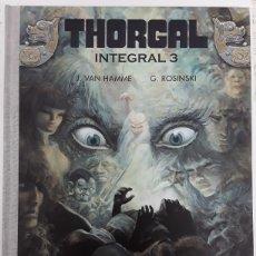 Cómics: THORGAL INTEGRAL 3 - J. VAN HAMME, G. ROSINSKI - NORMA EDITORIAL. Lote 204264362