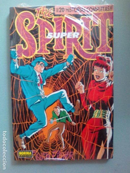 TOMO 3 SPIRIT / SEV2020 (Tebeos y Comics - Norma - Otros)
