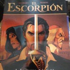 Cómics: COMIC EL ESCORPIÓN N 1 TAPA BLANDA DE NORMA NUEVO. Lote 204340657