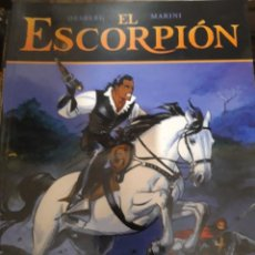 Cómics: COMIC EL ESCORPIÓN N 2 TAPA BLANDA DE NORMA NUEVO. Lote 204340878