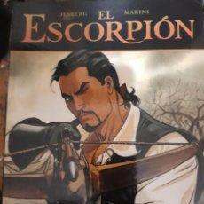 Cómics: COMIC EL ESCORPIÓN N 3 TAPA BLANDA DE NORMA NUEVO. Lote 204340978