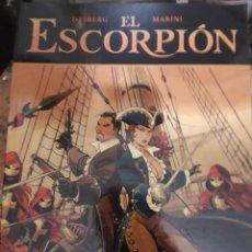 Cómics: COMIC EL ESCORPIÓN N 4 TAPA BLANDA DE NORMA NUEVO. Lote 204341083