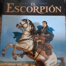 Cómics: COMIC EL ESCORPIÓN N 5 TAPA BLANDA DE NORMA NUEVO. Lote 204341158