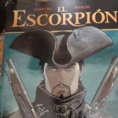 Cómics: COMIC EL ESCORPIÓN TAPA BLANDA EN EL NOMBRE DEL PADRE DE NORMA NUEVO. Lote 204345895