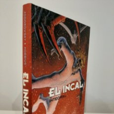 Cómics: EL INCAL. EDICIÓN INTEGRAL. JODOROWSKY. MOEBIUS. NORMA EDITORIAL. 2011. PRIMERA EDICIÓN.. Lote 204481508