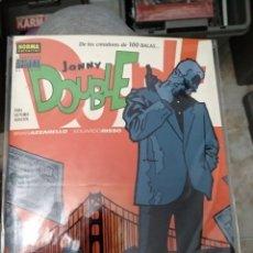 Cómics: JONNY DOUBLE DE AZZARELLO. Lote 204486373
