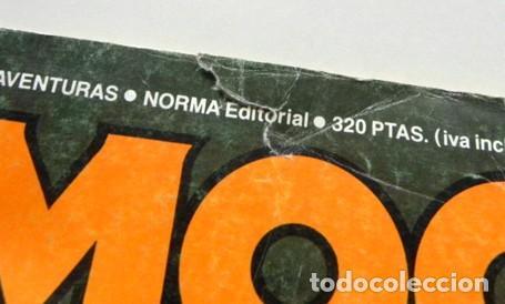 Cómics: LOTE DE 9 CIMOC CÓMIC PARA ADULTOS - 7 14 16 46 50 66 75 109 119 - CIENCIA FICCIÓN AVENTURA FANTASÍA - Foto 14 - 204542983