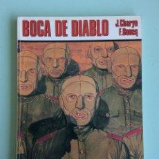 Cómics: 122. BOCA DE DIABLO. Lote 204548647