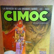 Cómics: CIMOC Nº 27. Lote 204699406
