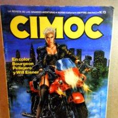 Cómics: CIMOC Nº 73. Lote 204700042