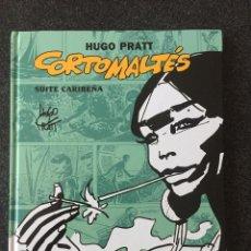 Cómics: CORTO MALTÉS - SUITE CARIBEÑA - COLECCIÓN HUGO PRATT Nº 23 - 1ª EDICIÓN - NORMA - 2006 - ¡NUEVO!. Lote 204815630