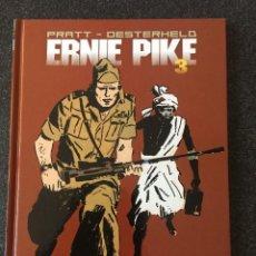 Cómics: ERNIE PIKE 3 - COLECCIÓN HUGO PRATT Nº 24 - 1ª EDICIÓN - NORMA - 2007 - ¡NUEVO!. Lote 204815962
