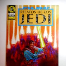 Comics: STAR WARS : RELATOS DE LOS JEDI Nº 1. Lote 205028955