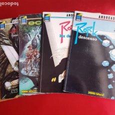 Cómics: LOTE 5 COMICS-COLECCIÓN PARDORA-NORMA EDITORIAL-C.1990-BUEN ESTADO-NºS. Lote 205074127