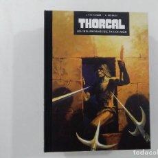 Comics: THORGAL : LOS TRES ANCIANOS DEL PAÍS DE ARÁN - J VAN HAMME G ROSINSKI - NORMA EDITORIAL. Lote 205078318