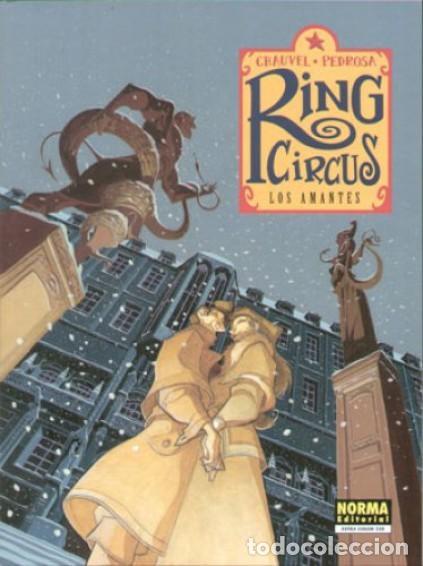 Cómics: RING CIRCUS COMPLETA 4 TOMOS (CHAUVEL / PEDROSA) NORMA - MUY BUEN ESTADO - SUB01MR - Foto 3 - 205232853