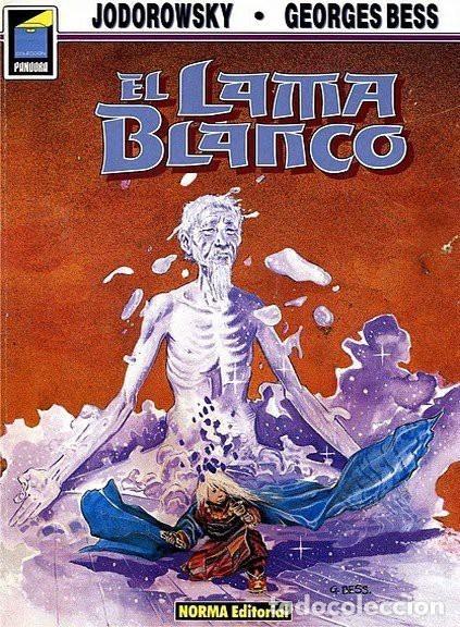 EL LAMA BLANCO COMPLETA 6 TOMOS (JODOROWSKY / BESS) NORMA - MUY BUEN ESTADO - SUB01MR (Tebeos y Comics - Norma - Comic Europeo)