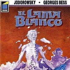 Cómics: EL LAMA BLANCO COMPLETA 6 TOMOS (JODOROWSKY / BESS) NORMA - MUY BUEN ESTADO - SUB01MR. Lote 205233252