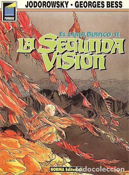 Cómics: EL LAMA BLANCO COMPLETA 6 TOMOS (JODOROWSKY / BESS) NORMA - MUY BUEN ESTADO - SUB01MR - Foto 2 - 205233252
