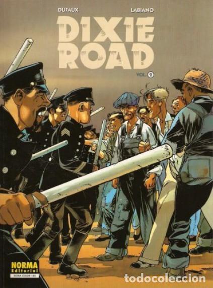 Cómics: DIXIE ROAD LOTE CON LOS TOMOS 1 A 3 (DUFAUX / LABIANO) NORMA - MUY BUEN ESTADO - SUB01MR - Foto 2 - 205233498