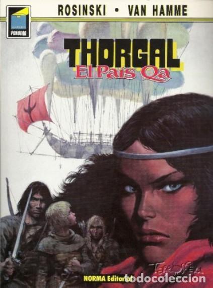 THORGAL LOTE CON LOS TOMOS 1 A 32 COL. PANDORA NORMA - MUY BUEN ESTADO - SUB01MR (Tebeos y Comics - Norma - Comic Europeo)
