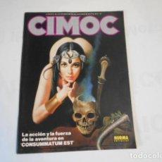 Cómics: CIMOC N101-LA REVISTA DE LAS GRANDES SERIES DE AVENTURAS. Lote 205268027