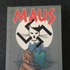 Cómics: MAUS - EL RELATO DE UN SUPERVIVIENTE - 1ª EDICIÓN - NORMA - 1989 - ¡NUEVO!. Lote 205307223