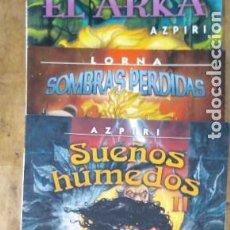 Cómics: ASPIRI DESPERTARES EL OJO DE DART AN GOR SUEÑOS HUMEDOSSOMBRAS PERDIDAS EL ARKA. Lote 205308181