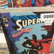 Cómics: DC VID SUPERMAN COMPLETA 20 NUMEROS BUEN ESTADO. Lote 205359675