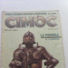 Cómics: CIMOC Nº 13 NORMA CX58. Lote 205388355