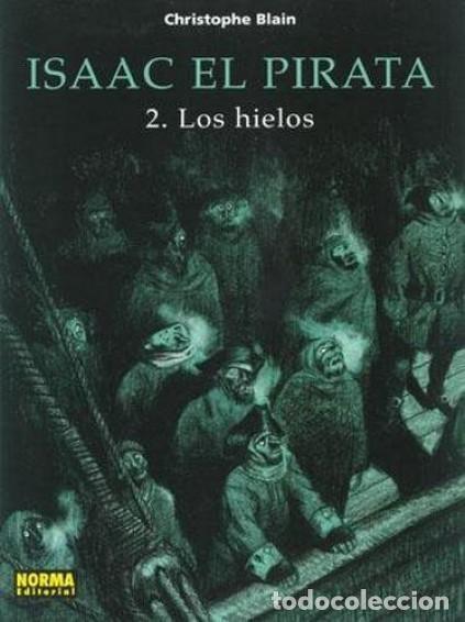 Cómics: ISAAC EL PIRATA COMPLETA 5 TOMOS (CHRISTOPHE BLAIN) NORMA - CARTONE - MUY BUEN ESTADO - SUB01MR - Foto 2 - 205436841