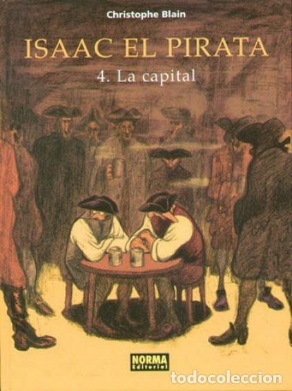 Cómics: ISAAC EL PIRATA COMPLETA 5 TOMOS (CHRISTOPHE BLAIN) NORMA - CARTONE - MUY BUEN ESTADO - SUB01MR - Foto 4 - 205436841