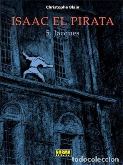Cómics: ISAAC EL PIRATA COMPLETA 5 TOMOS (CHRISTOPHE BLAIN) NORMA - CARTONE - MUY BUEN ESTADO - SUB01MR - Foto 5 - 205436841