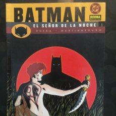 Cómics: BATMAN : EL SEÑOR DE LA NOCHE N.1 DE GREG RUCKA ( 2002/2004 ).. Lote 205439712
