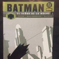 Cómics: BATMAN : EL SEÑOR DE LA NOCHE N.2 DE GREG RUCKA DC CÓMICS ( 2002/2004 ).. Lote 205440025