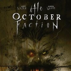 Cómics: THE OCTOBER FACTION 2. Lote 205440363