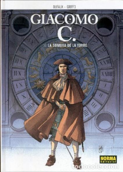 Cómics: GIACOMO C. COMPLETA 15 TOMOS (DUFAUX / GRIFFO) NORMA - CARTONE - BUEN ESTADO - SUB01MR - Foto 10 - 205440800
