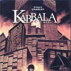 Cómics: KABBALA COMPLETA 3 TOMOS (GREGORY CHARLET) NORMA - CARTONE - BUEN ESTADO - SUB01MR. Lote 205443142