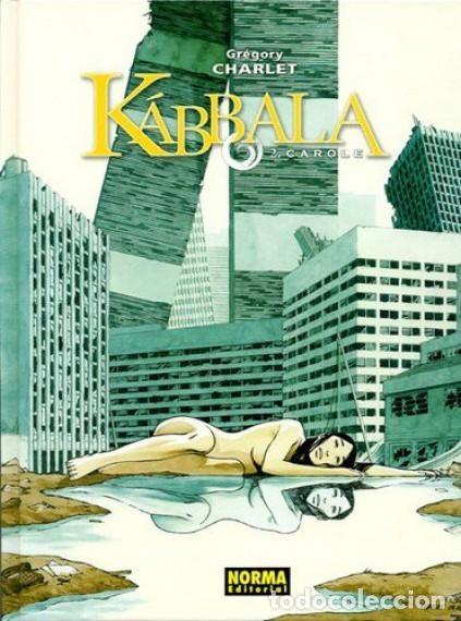 Cómics: KABBALA COMPLETA 3 TOMOS (GREGORY CHARLET) NORMA - CARTONE - BUEN ESTADO - SUB01MR - Foto 2 - 205443142