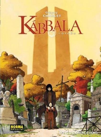 Cómics: KABBALA COMPLETA 3 TOMOS (GREGORY CHARLET) NORMA - CARTONE - BUEN ESTADO - SUB01MR - Foto 3 - 205443142