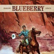 Cómics: BLUEBERRY INTEGRAL Nº 1 (CHARLIER / GIRAUD) NORMA - CARTONE - MUY BUEN ESTADO - SUB00MR. Lote 245762095