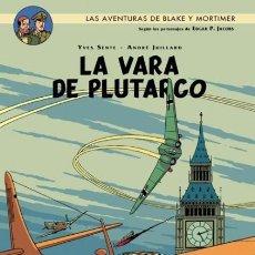 Cómics: LAS AVENTURAS DE BLAKE Y MORTIMER Nº 23 LA VARA DE PLUTARCO - NORMA - CARTONE - BUEN ESTADO -SUB01MR. Lote 205444337