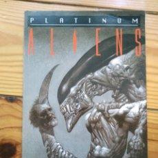 Cómics: ALIENS PLATINUM - JOHN ARCUDI / TONY AKINS / SIMON BISLEY - MARK VERHEIDEN. Lote 205468525