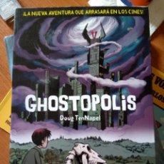 Cómics: GHOSTOPOLIS - DOUG TENNAPEL. Lote 205509088