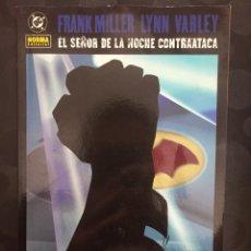 Cómics: BATMAN DK2 : EL SEÑOR DE LA NOCHE CONTRAATACA N.1 DE FRANK MILLER DC CÓMICS ( 2002/2003 ).. Lote 205521722