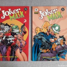 Cómics: JOKER MASK. DOS TOMOS. COMPLETA. Lote 205540868
