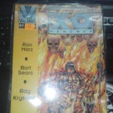 Cómics: X-O MANOWAR VALIANT NORMA TOMO 9. Lote 205553533
