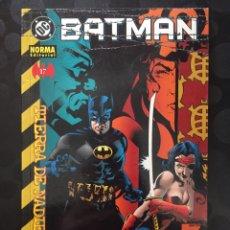 Cómics: BATMAN N.17 TIERRA DE NADIE DC CÓMICS ( 2001/2002 ).. Lote 205558026