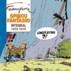 Cómics: SPIROU Y FANTASIO INTEGRAL 6. Lote 205563077