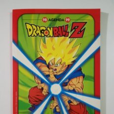 Cómics: DRAGON BALL Z AGENDA 1998 1999 - 98 99 - NORMA EDITORIAL. Lote 205609895